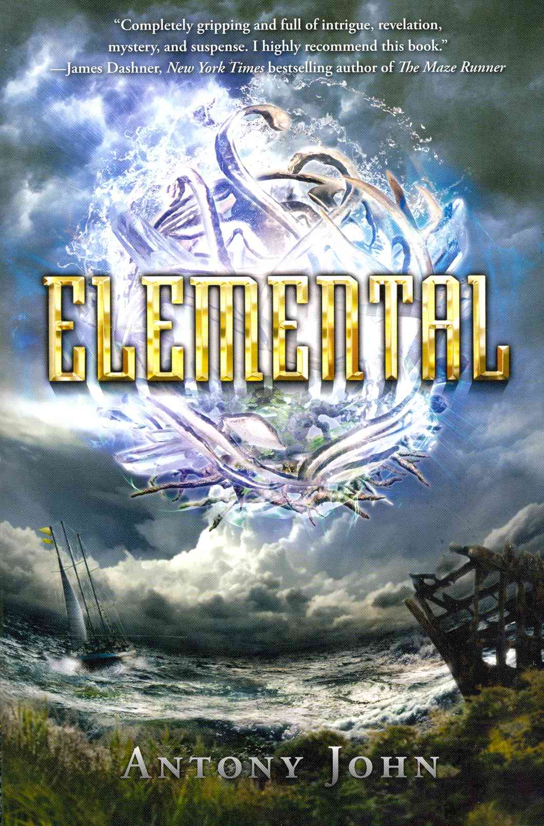 Elemental By John, Antony