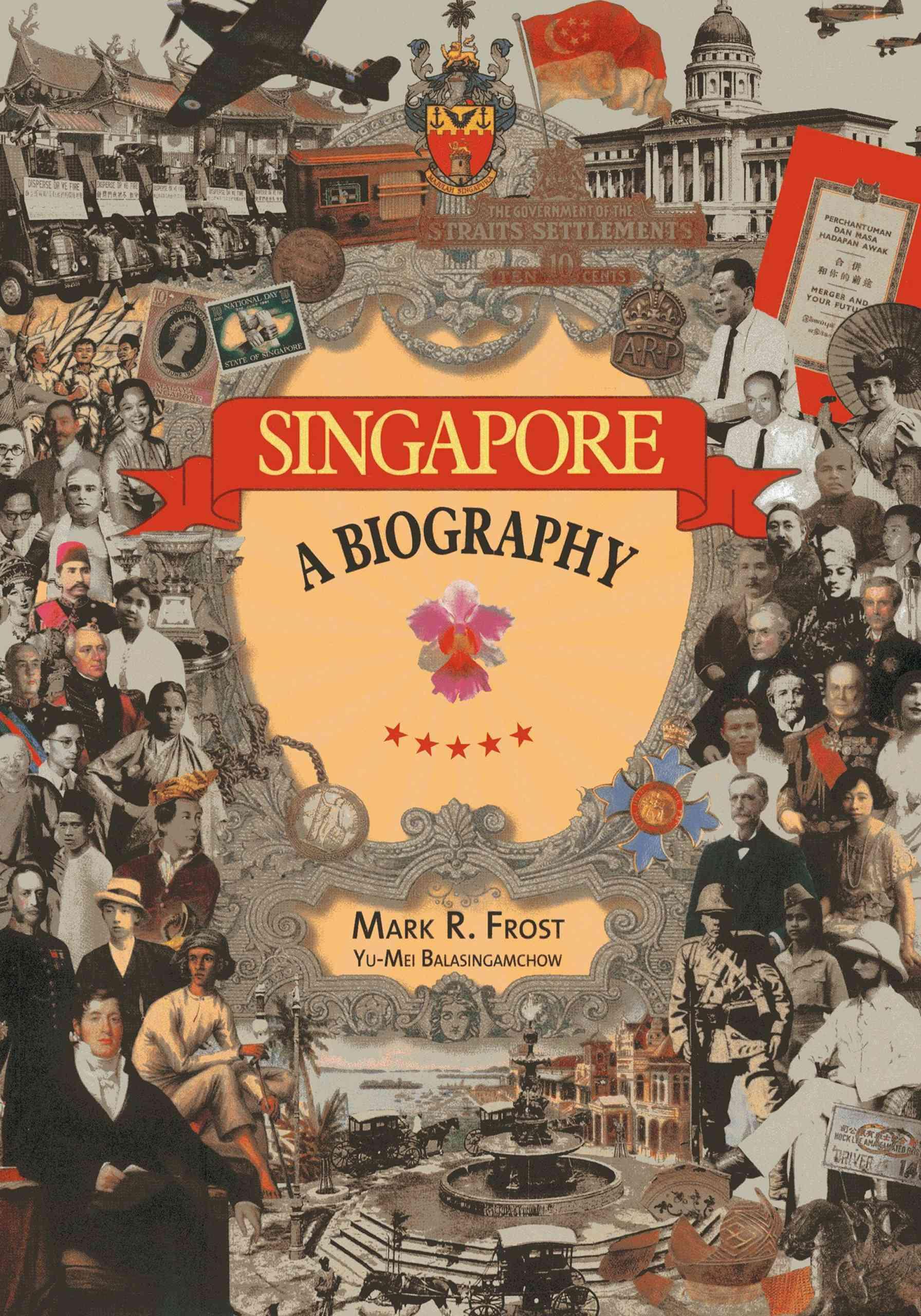 Singapore By Frost, Mark Ravinder/ Balasingamchow, Yu-Mei